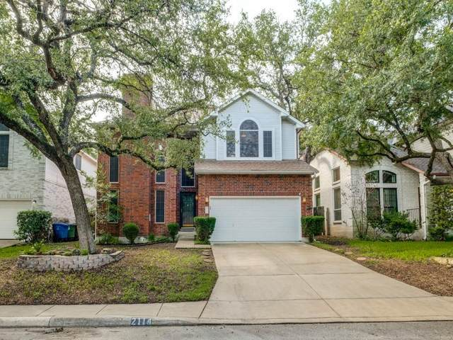 2114 Chittim Trail Dr, San Antonio, TX 78232 (#1712529) :: Papasan Real Estate Team @ Keller Williams Realty