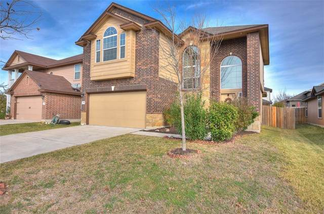 105 Ammonite Ln, Jarrell, TX 76537 (#1713262) :: The Perry Henderson Group at Berkshire Hathaway Texas Realty