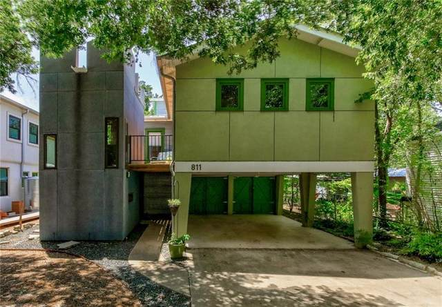 811 Keasbey St, Austin, TX 78751 (#1713664) :: The Summers Group