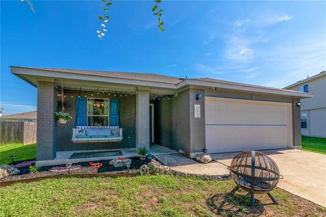 105 Paddington Way, Hutto, TX 78634 (#1713880) :: The Perry Henderson Group at Berkshire Hathaway Texas Realty