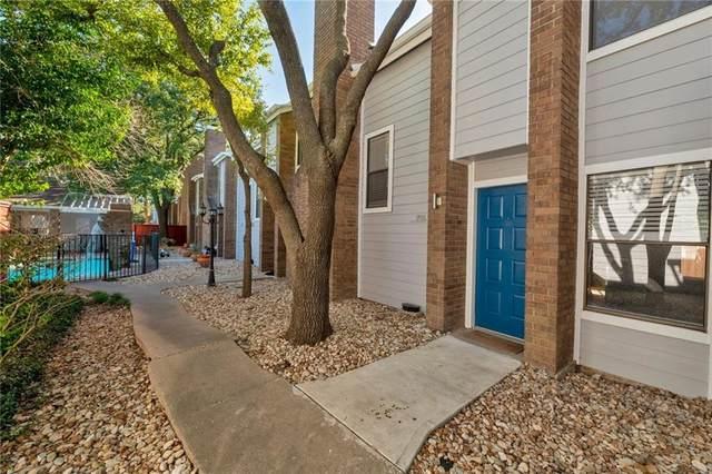 7635 Guadalupe St #704, Austin, TX 78752 (#1717701) :: Papasan Real Estate Team @ Keller Williams Realty