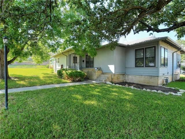 601 W 5th St, Lampasas, TX 76550 (#1719247) :: Papasan Real Estate Team @ Keller Williams Realty