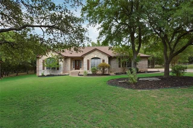 134 Ridgewood Cv, Georgetown, TX 78633 (#1719913) :: Service First Real Estate