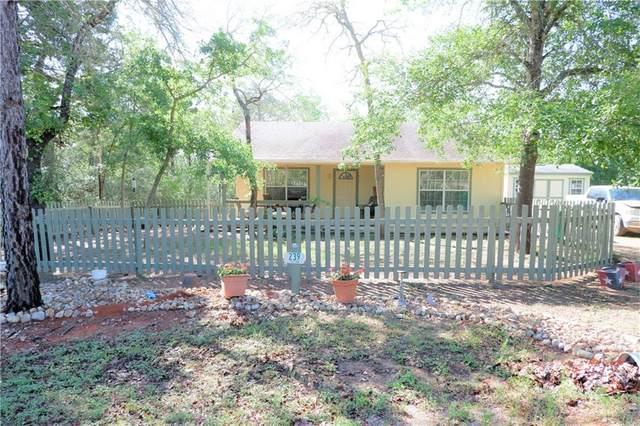 239 Big Bow, Smithville, TX 78957 (#1720764) :: Zina & Co. Real Estate