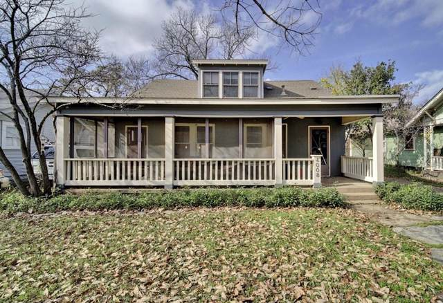 4008 Avenue D, Austin, TX 78751 (#1721330) :: The Perry Henderson Group at Berkshire Hathaway Texas Realty