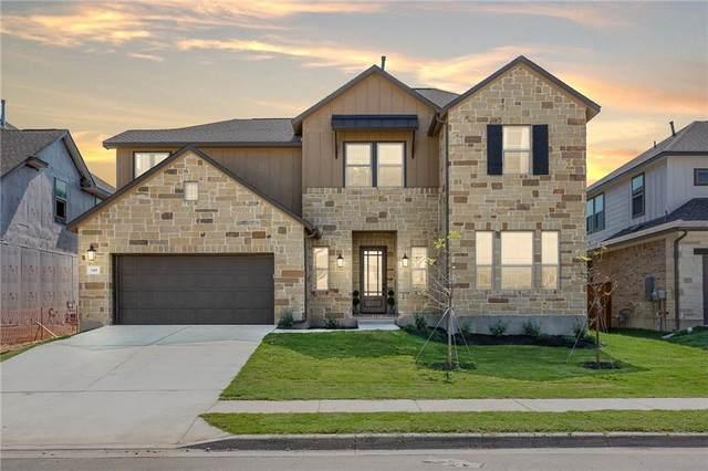 348 Rieti Pkwy, Liberty Hill, TX 78642 (#1721442) :: Papasan Real Estate Team @ Keller Williams Realty