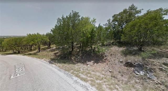 411 Fissure, Horseshoe Bay, TX 78657 (MLS #1721836) :: Vista Real Estate