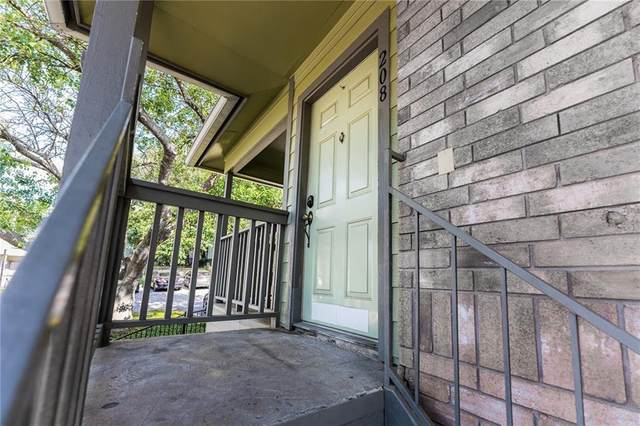 4500 E Oltorf St B-208, Austin, TX 78741 (#1721997) :: Zina & Co. Real Estate