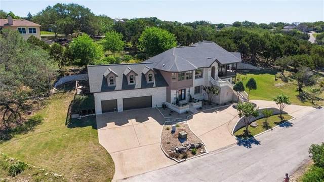 20902 Magellan Cv, Lago Vista, TX 78645 (#1722756) :: The Perry Henderson Group at Berkshire Hathaway Texas Realty