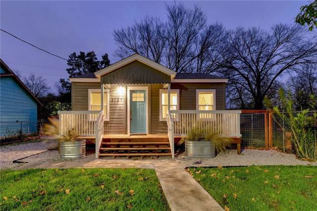 1129 Berger St, Austin, TX 78721 (#1723184) :: The Perry Henderson Group at Berkshire Hathaway Texas Realty