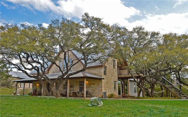 22701 Rocking A Trl, Spicewood, TX 78669 (#1724011) :: Ben Kinney Real Estate Team