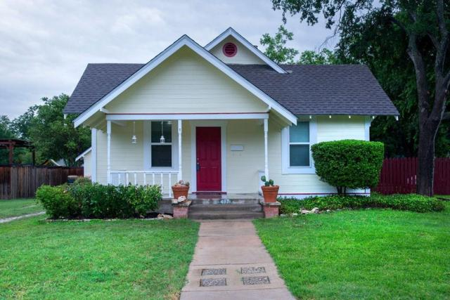 407 S Church St, Georgetown, TX 78626 (#1724418) :: The Heyl Group at Keller Williams