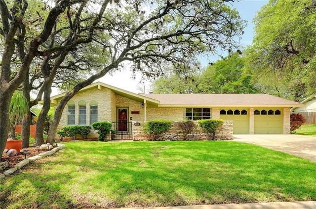 1003 Rebbeca Dr, Austin, TX 78758 (#1725394) :: Papasan Real Estate Team @ Keller Williams Realty