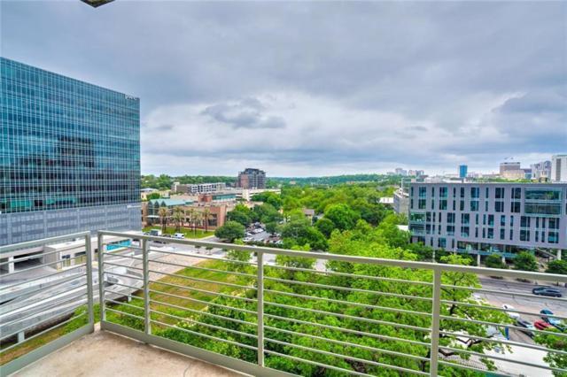 800 W 5th St #802, Austin, TX 78703 (#1726403) :: Austin International Group LLC