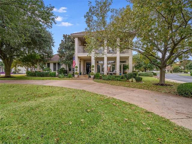 2 Autumn Oaks Pl, The Hills, TX 78738 (#1726540) :: First Texas Brokerage Company