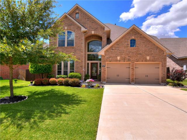 1621 Augusta Bend Dr, Hutto, TX 78634 (#1726778) :: RE/MAX Capital City