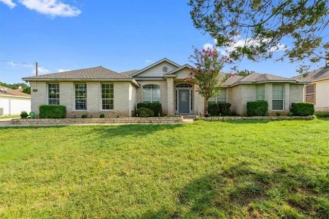 21008 Green Park Dr, Lago Vista, TX 78645 (#1728412) :: Papasan Real Estate Team @ Keller Williams Realty