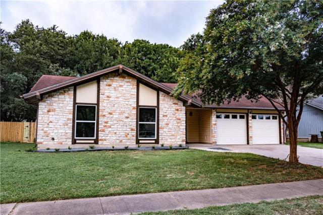 3703 Monument Dr, Round Rock, TX 78681 (#1731014) :: Realty Executives - Town & Country