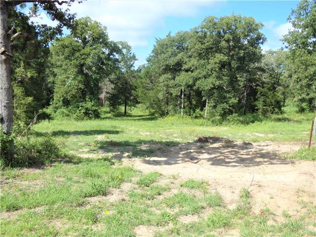 01 Cr 322, Rockdale, TX 76556 (MLS #1731108) :: Vista Real Estate