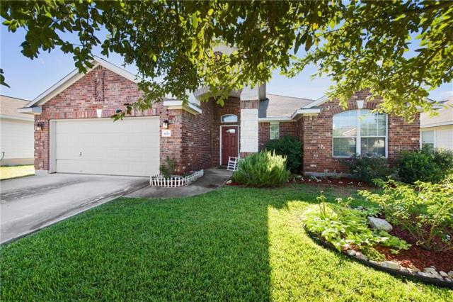 1103 Samson Dr, Hutto, TX 78634 (#1732573) :: The Gregory Group
