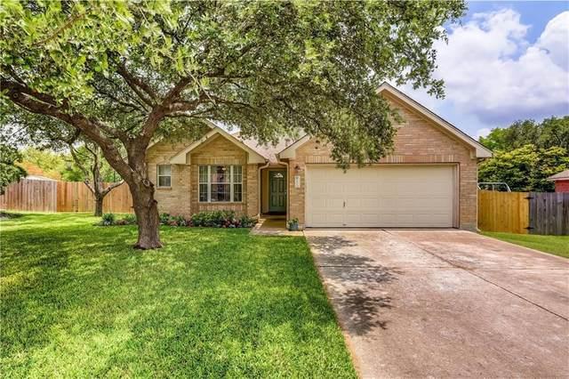 806 Spring Brook Ln, Leander, TX 78641 (#1732695) :: Zina & Co. Real Estate