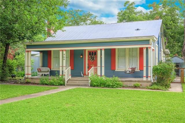 966 Bismark St, Seguin, TX 78155 (#1733179) :: Zina & Co. Real Estate
