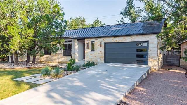333 Mountain Dr, Horseshoe Bay, TX 78657 (#1733298) :: Zina & Co. Real Estate