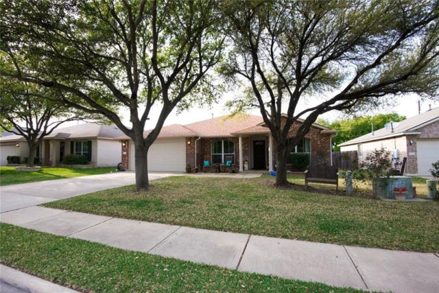 3680 Spring Canyon Trl, Round Rock, TX 78681 (#1734470) :: The Heyl Group at Keller Williams