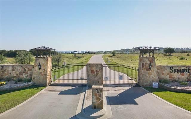 Lot 200 Cedar Mountain, Marble Falls, TX 78654 (#1734527) :: Papasan Real Estate Team @ Keller Williams Realty