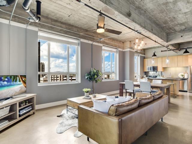 710 Colorado St 10-I, Austin, TX 78701 (#1736484) :: Ana Luxury Homes