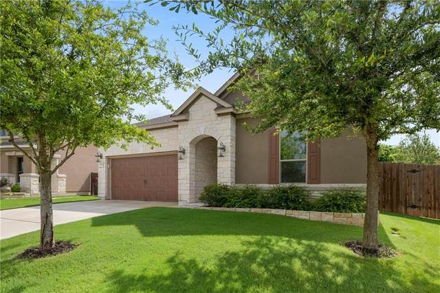 30324 Tiger Woods Dr, Georgetown, TX 78628 (#1736632) :: Lancashire Group at Keller Williams Realty