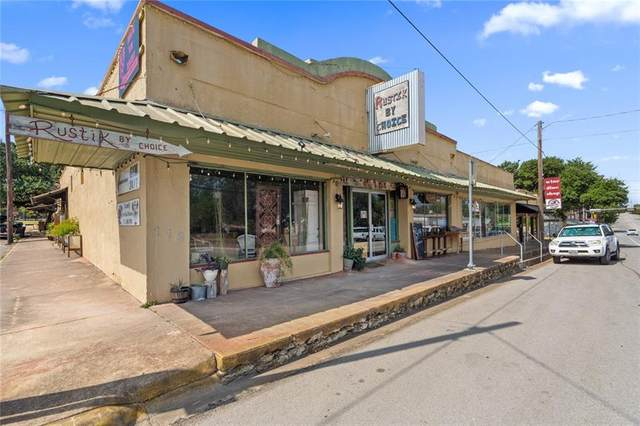 112 Main, Johnson City, TX 78636 (#1737824) :: Service First Real Estate