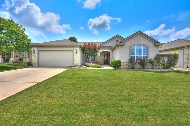 210 Goose Island Dr, Georgetown, TX 78633 (#1737874) :: Papasan Real Estate Team @ Keller Williams Realty