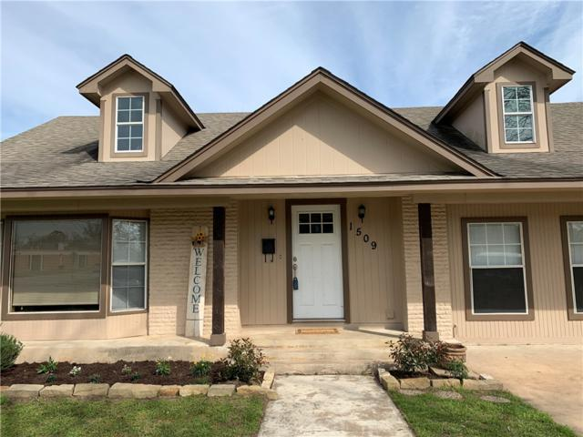1509 Hill St, Bastrop, TX 78602 (#1739027) :: The Heyl Group at Keller Williams