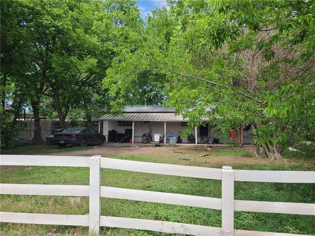 814 Stark St, Austin, TX 78756 (#1742195) :: RE/MAX IDEAL REALTY