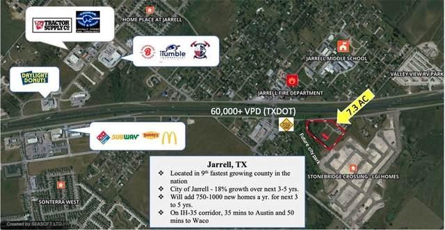 000 Ih 35 Highway, Jarrell, TX 76537 (#1743483) :: Empyral Group Realtors