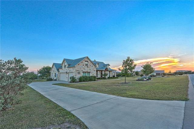 114 Big Sky, Burnet, TX 78611 (#1744608) :: The Heyl Group at Keller Williams