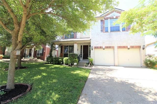 1548 Homewood Cir, Round Rock, TX 78665 (#1745278) :: Watters International
