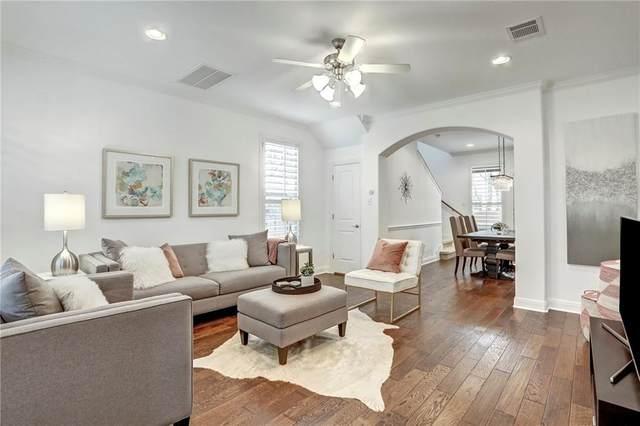 6708 Menchaca Rd #17, Austin, TX 78745 (#1746090) :: Ben Kinney Real Estate Team