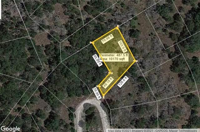 Lot K9035 Ponderosa Cir, Horseshoe Bay, TX 78657 (#1746943) :: The Perry Henderson Group at Berkshire Hathaway Texas Realty