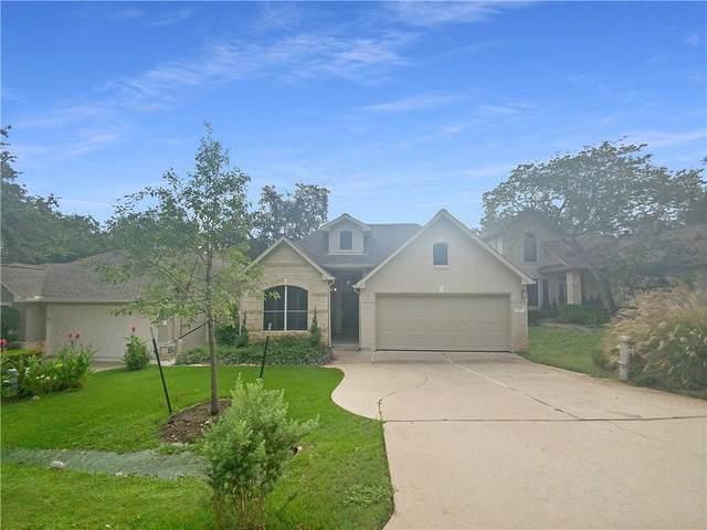 27 Troon Dr, Lakeway, TX 78738 (#1747871) :: Ben Kinney Real Estate Team