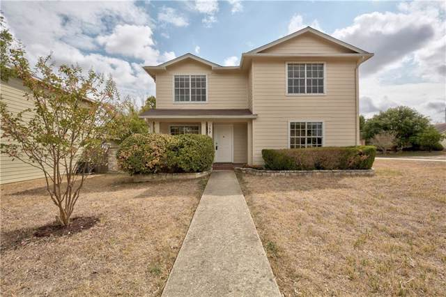 152 Segovia Way, Pflugerville, TX 78660 (#1747917) :: 12 Points Group