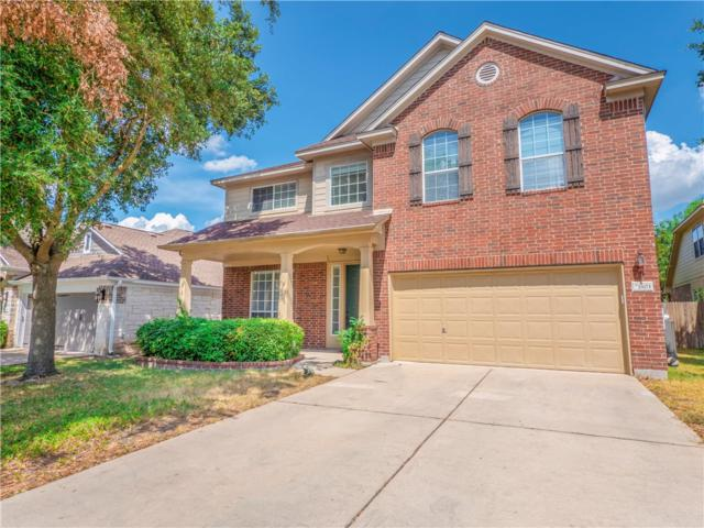 1803 Paradise Ridge Dr, Round Rock, TX 78665 (#1748087) :: The Perry Henderson Group at Berkshire Hathaway Texas Realty