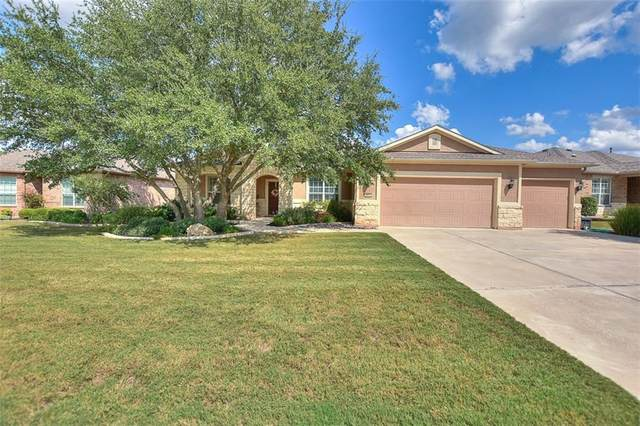 402 Star Mountain Ln, Georgetown, TX 78633 (#1748649) :: 12 Points Group