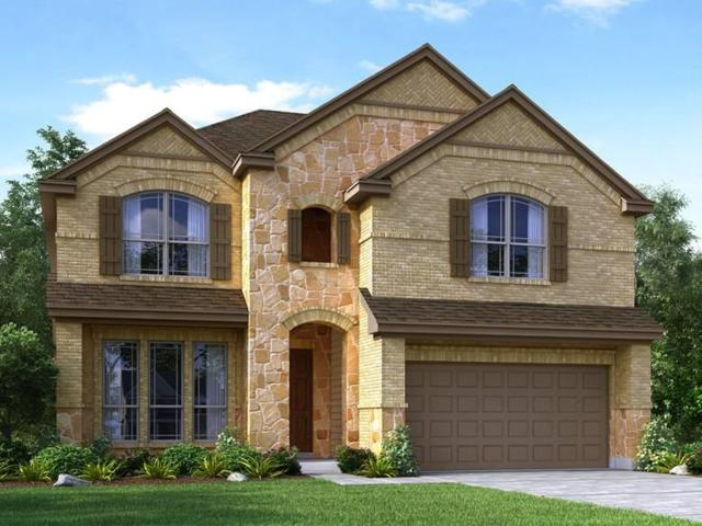 708 Carol Dr, Hutto, TX 78634 (#1750102) :: The ZinaSells Group