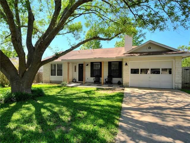 1801 Verbena Way, Round Rock, TX 78664 (#1750761) :: Bristol Palin Team