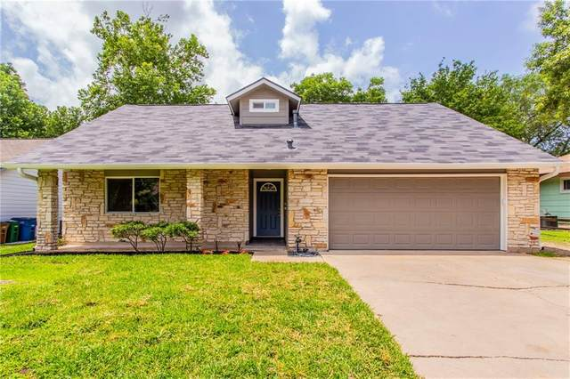 2105 Red Stone Ln, Austin, TX 78727 (#1751824) :: The Summers Group