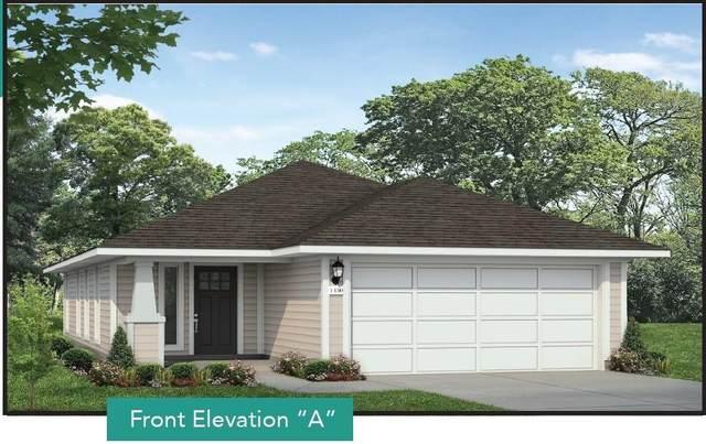 1412 Flint Knapper Drive Dr, Georgetown, TX 78626 (#1752863) :: Papasan Real Estate Team @ Keller Williams Realty