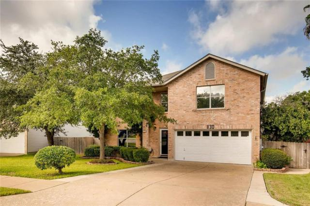 1130 Forest Bluff Trl, Round Rock, TX 78665 (#1754892) :: The Gregory Group