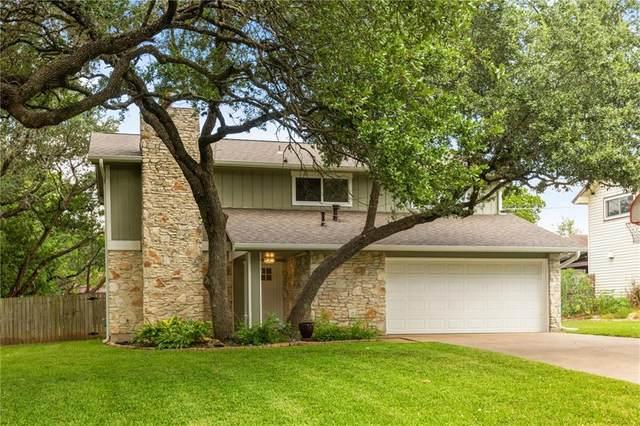 7202 Shadywood Dr, Austin, TX 78745 (#1755114) :: Papasan Real Estate Team @ Keller Williams Realty